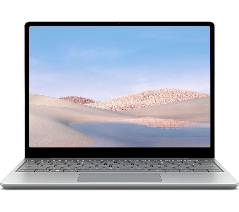 "Image of MICROSOFT 12.5"" Surface Laptop Go - Intel®Core™ i5, 256 GB SSD, Platinum"