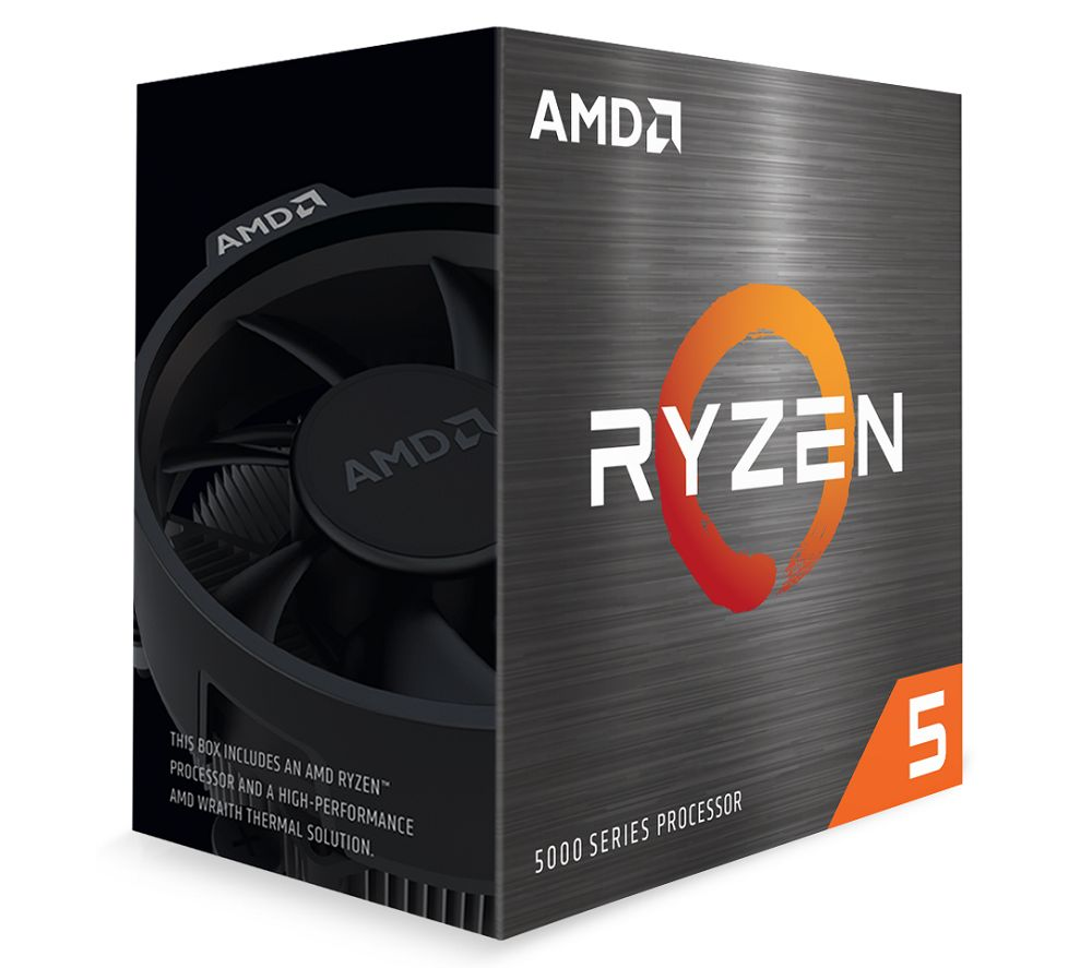 Image of AMD Ryzen 5 5600X Processor