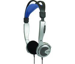 KTX PRO1 185141 Headphones - Black, Blue & Grey