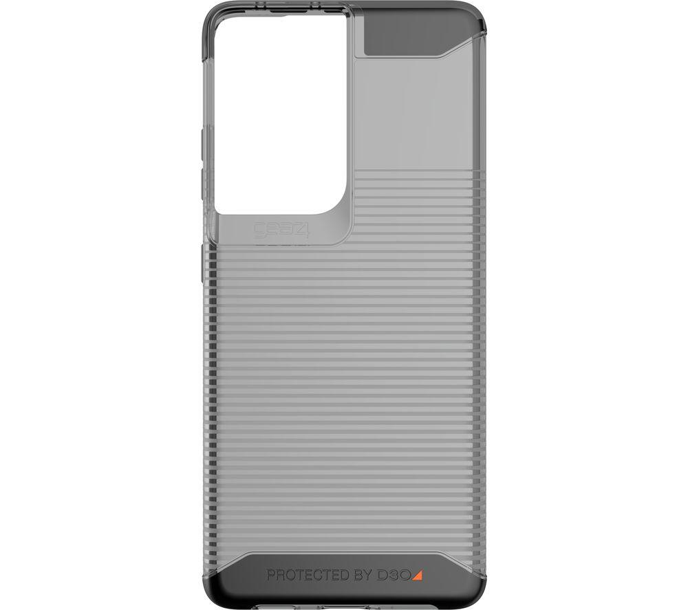 GEAR4 Wembley Palette Smoke Galaxy S21 Ultra Case - Clear