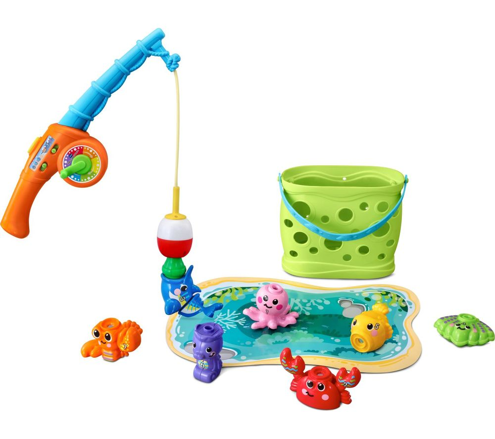 VTECH 530503 Wiggle & Jiggle Fishing Fun