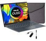 £899, ASUS ZenBook 13 UX325EA 13.3inch Laptop - Intel® Core™ i5, 512 GB SSD, Grey, Free Upgrade to Windows 11, Intel® Core™ i5-1135G7 Processor, Memory: 8GB RAM / 32GB Intel® Optane™, Storage: 512GB SSD, Full HD OLED screen,