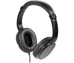 TV Comfort 70 Headphones - Black