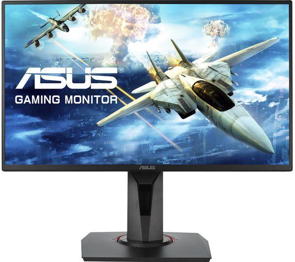 "ASUS VG258QR Full HD 24.5"" LED Gaming Monitor - Black"