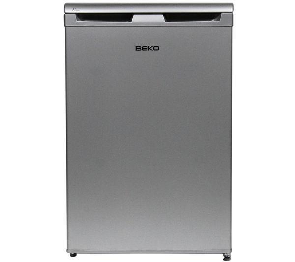 Image of BEKO FXS5043S Undercounter Freezer - Silver (EX-DISPLAY)