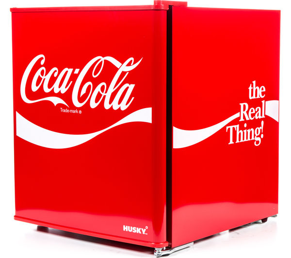 Buy Husky Coca Cola Hus El207 Hu Mini Fridge Red Free