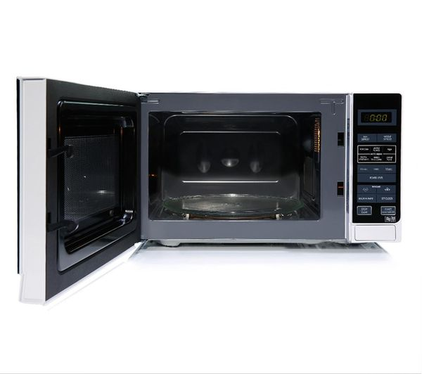 Sharp R272wm Solo Microwave White