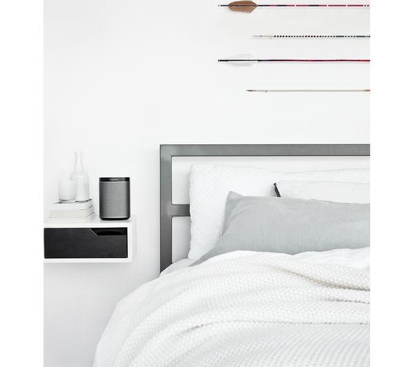 Snsplay1uk1blk Dsg Sonos Play 1 Wireless Smart Sound Multi Room Speaker Black Currys Pc