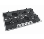 HOOVER HGH75SQDX Gas Hob - Stainless Steel