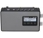 PANASONIC RF-D10EB-K Portable DAB+ Radio - Black