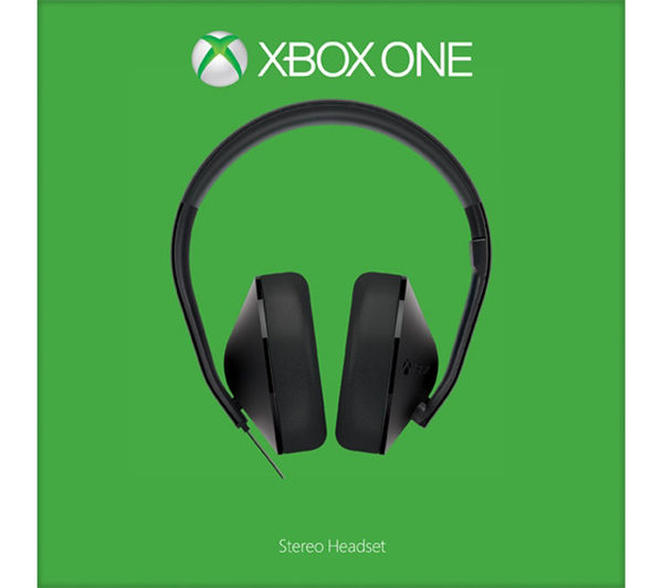Buy MICROSOFT Xbox One Stereo Headset
