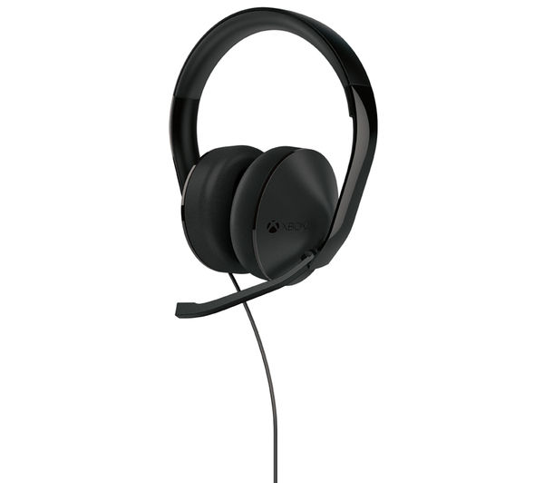 2f60676c289 Buy MICROSOFT Xbox One Stereo Headset | Free Delivery | Currys