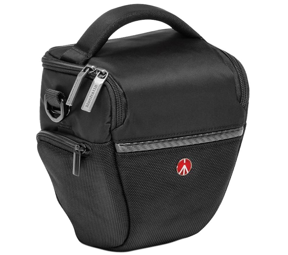 MANFROTTO Advanced Holster Small MB MA-H-S DSLR Camera Case - Black