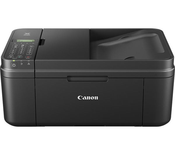 canon pixma mx495 all in one wireless inkjet printer with fax black pg 545 cl 546 tri colour. Black Bedroom Furniture Sets. Home Design Ideas