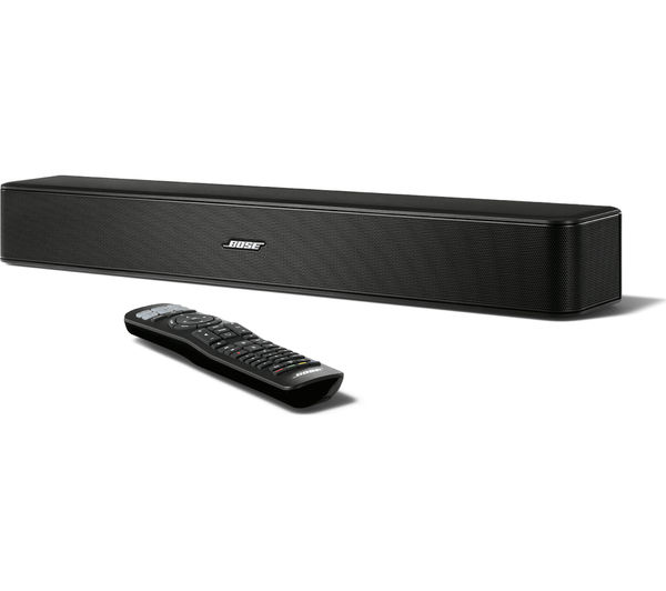 buy bose solo 5 sound bar free delivery currys. Black Bedroom Furniture Sets. Home Design Ideas