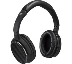 GOJI COLLECTION ANC BT Wireless Bluetooth Noise-Cancelling Headphones - Black