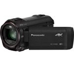 PANASONIC HC-VX980EB-K Traditional Camcorder - Black