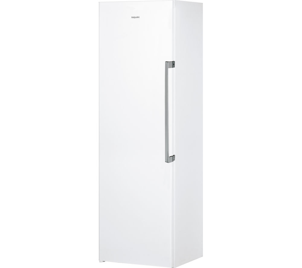 HOTPOINT Day 1 UH8 F1C W Tall Freezer - White