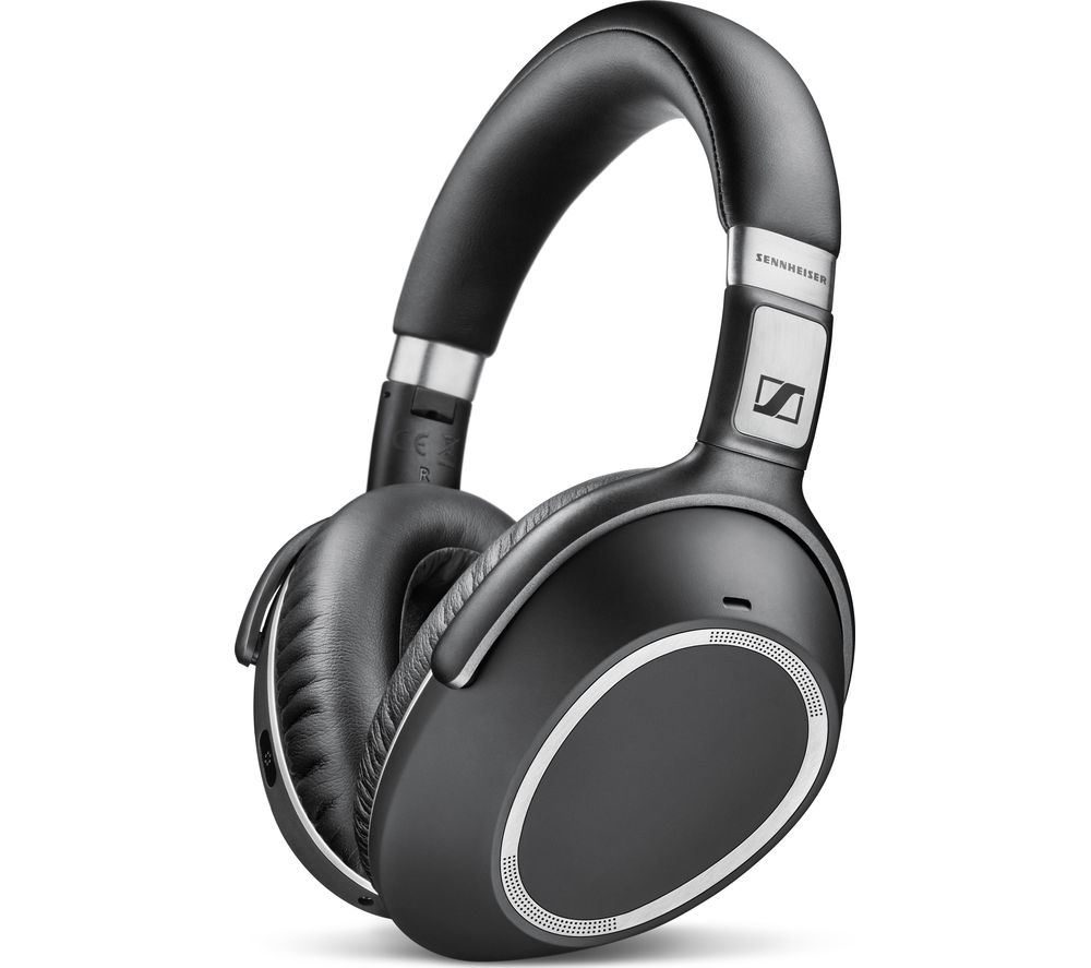 SENNHEISER PXC 550 BT NC Wireless Bluetooth Noise-Cancelling Headphones - Black