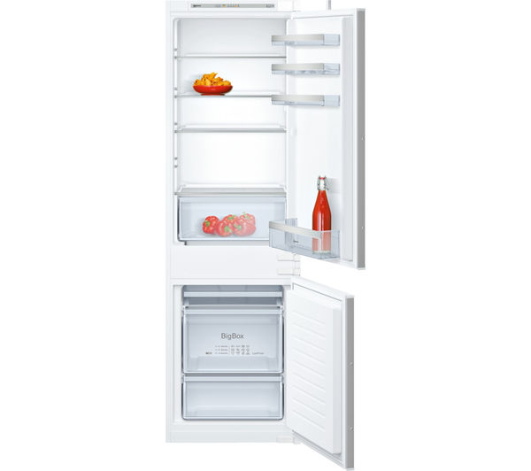 NEFF KI5862S30G Integrated 70/30 Fridge Freezer