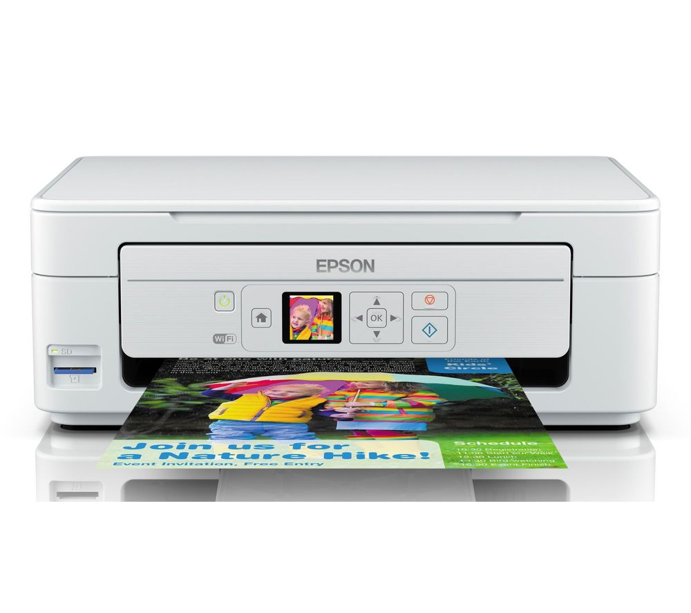 EPSON  Expression XP-345 All-in-One Wireless Inkjet Printer
