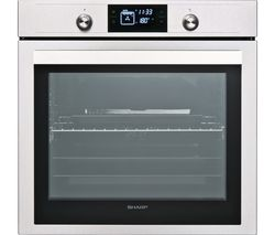 SHARP K-70V19IM2 Electric Oven - Stainless Steel