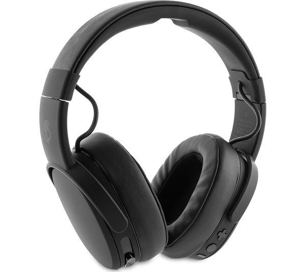 b2e8dbb1300 SKULLCANDY Crusher S6CRW-K591 Wireless Bluetooth Headphones - Black