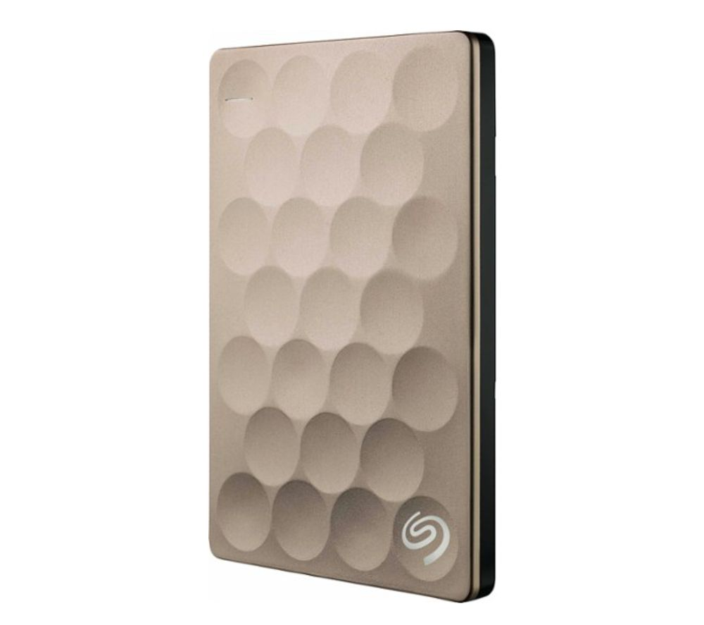 Compare retail prices of Seagate Backup Plus Ultra Slim Portable Hard Drive 2TB to get the best deal online