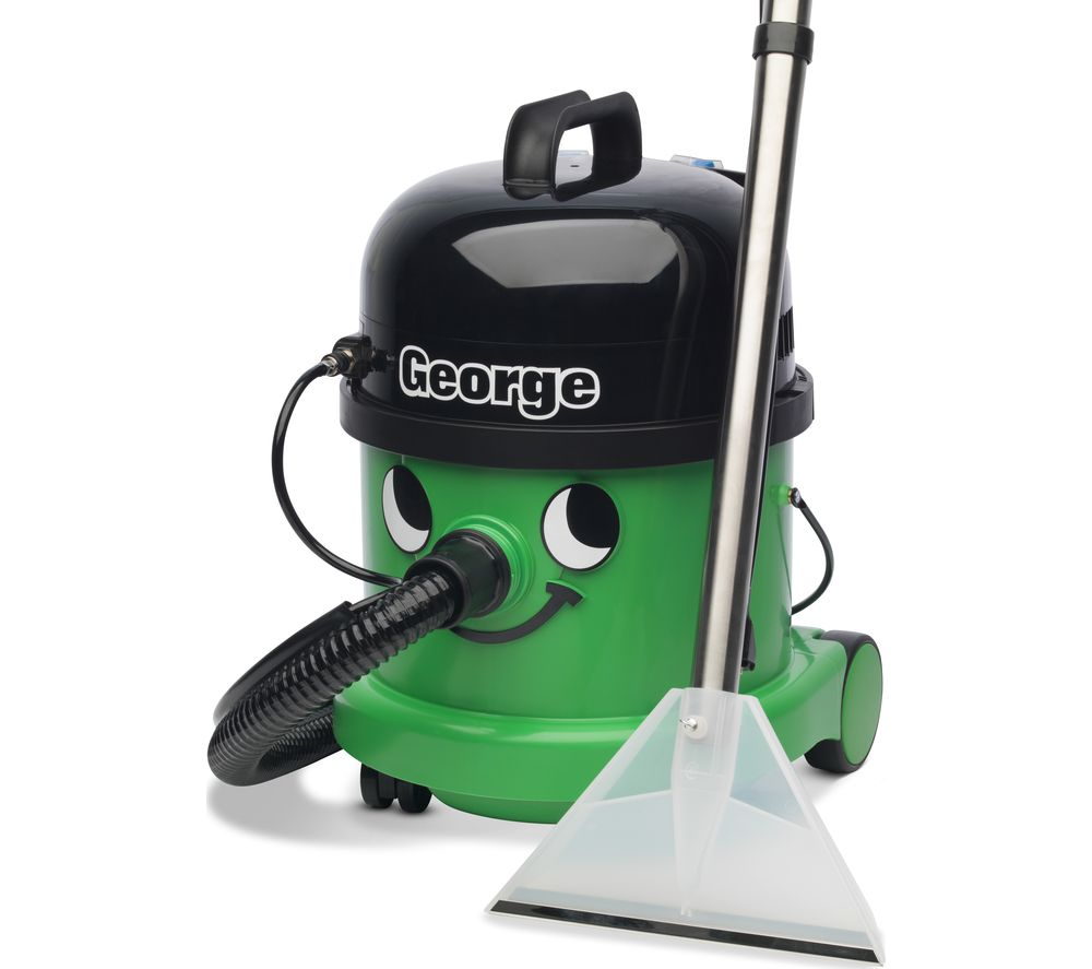 how to clean henry hoover pipe