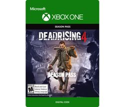 MICROSOFT Xbox One Dead Rising 4 - Season Pass