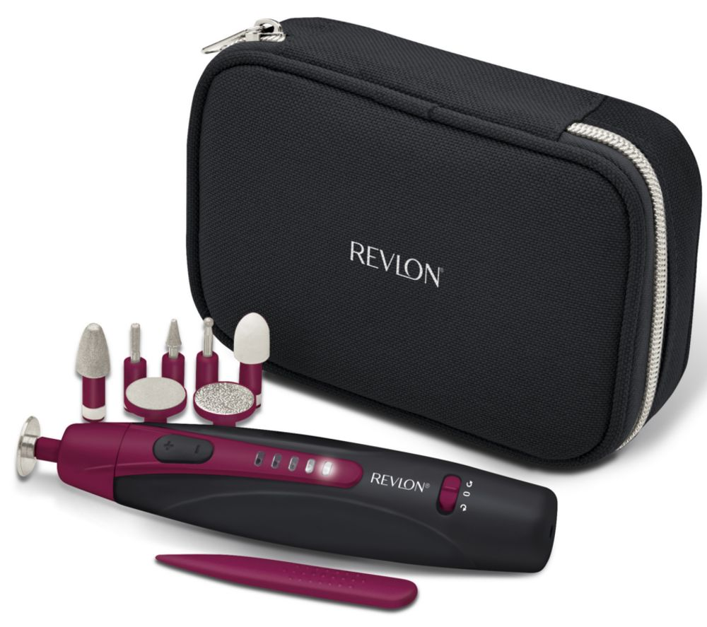 REVLON Travel Chic Manicure Set