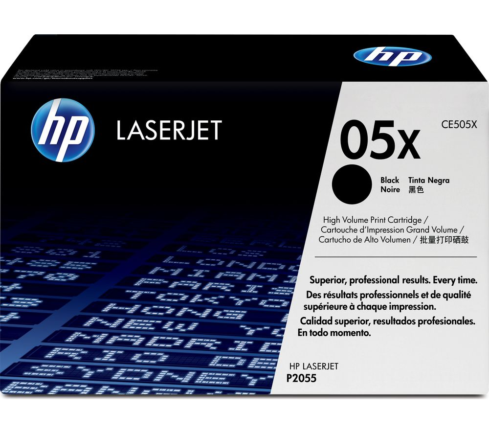 Compare retail prices of HP 05X Black Toner Cartridge to get the best deal online
