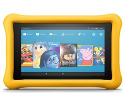AMAZON Fire 7 Kids Edition Tablet (2017) - 16 GB, Yellow