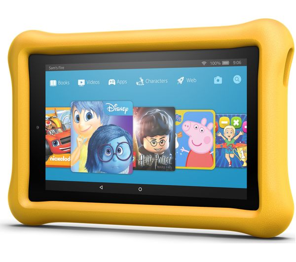 New Fire  Kids Edition Tablet