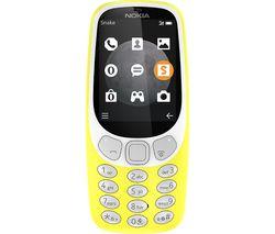 NOKIA 3310 3G - 64 MB, Yellow