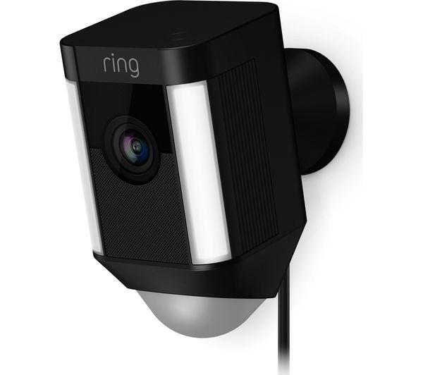 Image of RING Spotlight Cam - Black