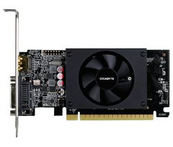 GIGABYTE GeForce GT 710 2 GB Graphics Card