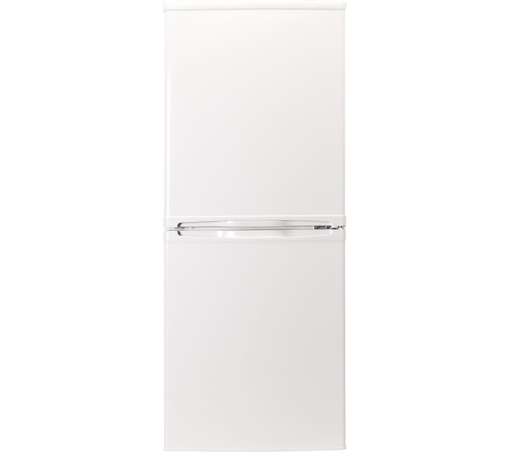 ESSENTIALS CE55CW18 50/50 Fridge Freezer - White
