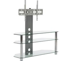 MMT CC60 800 mm TV Stand with Bracket - Silver