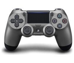 SONY DualShock 4 Wireless Controller - Steel Black