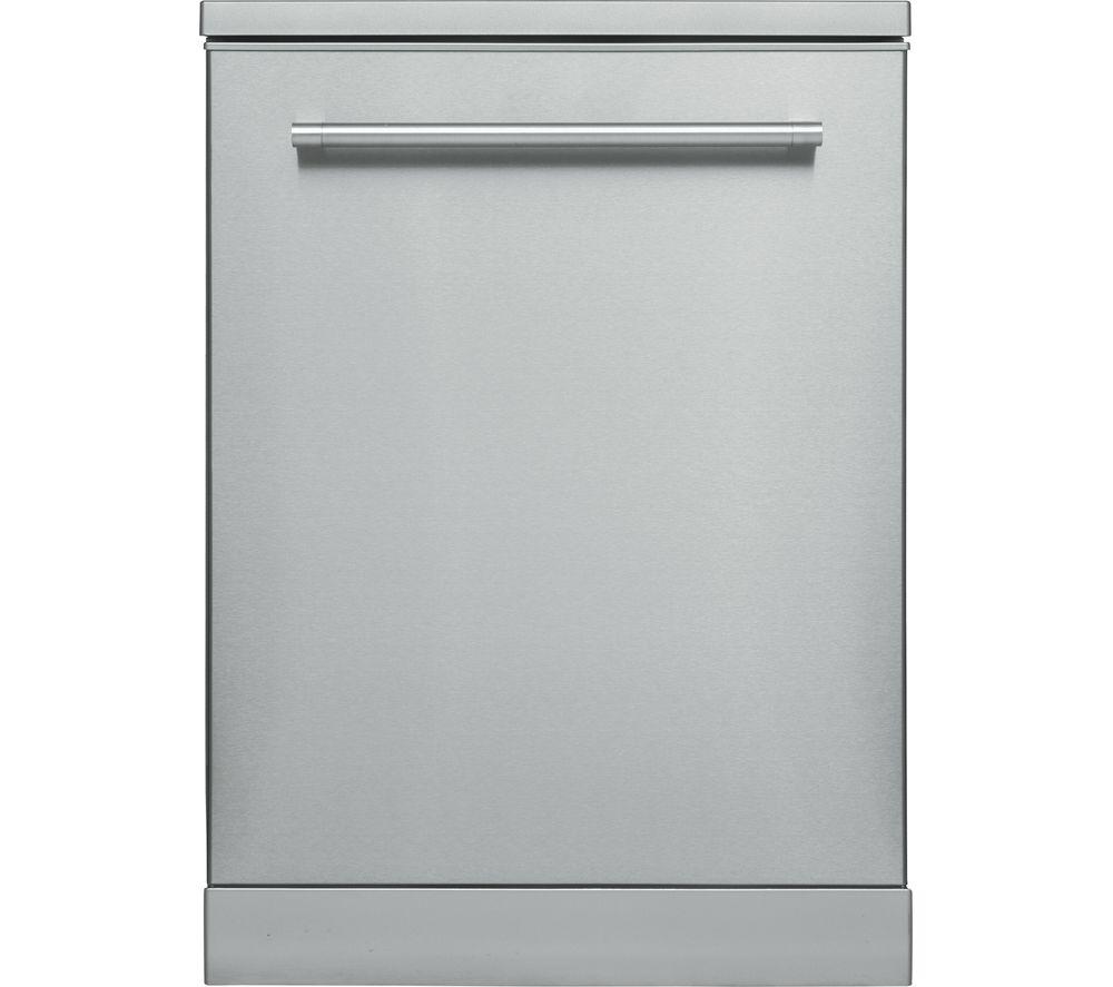 KENWOOD KDW60X18 Full-size Dishwasher - Stainless Steel
