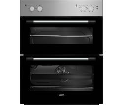 LBUDOX18 Electric Built-under Double Oven - Silver