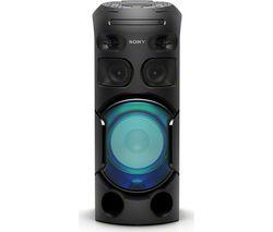SONY MHC-V41D Bluetooth Megasound Party Hi-Fi System - Black