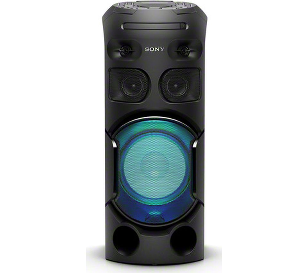 SONY MHC-V41D Bluetooth Megasound Party Hi-Fi System - Black