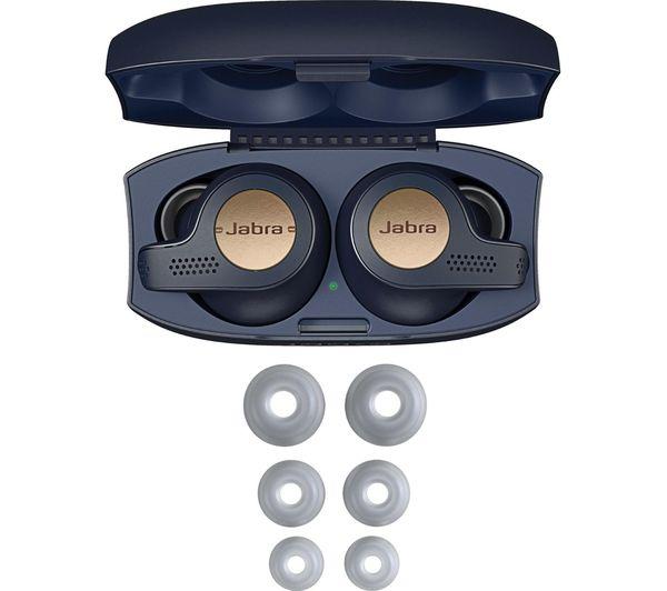 53cb152cbfd Buy JABRA Elite Active 65t Wireless Bluetooth Headphones - Copper ...