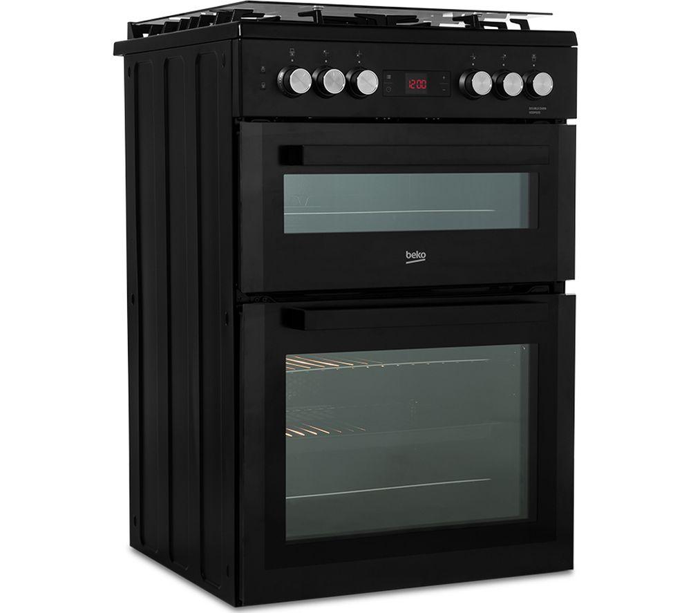 BEKO Pro XDDF655T 60 cm Dual Fuel Cooker - Anthracite