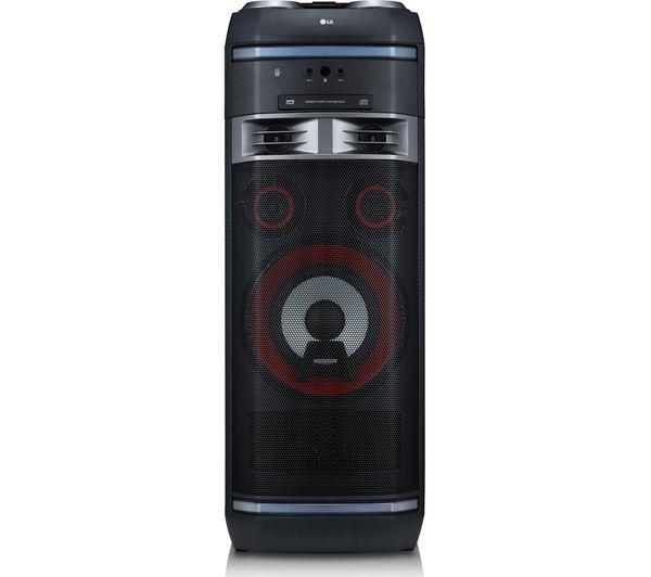 LG OK75 XBOOM Bluetooth Megasound Party Hi-Fi System - Black