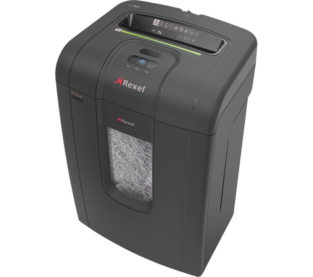 REXEL Mercury RSX1834 Cross Cut Paper Shredder