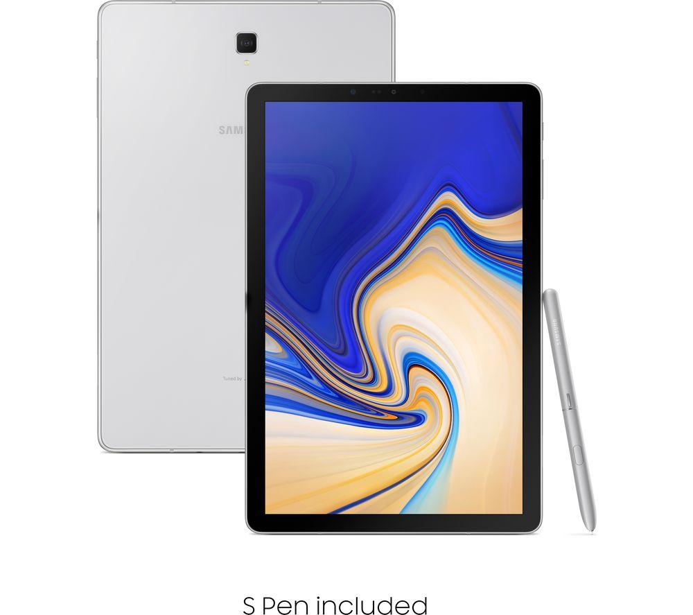 SAMSUNG Galaxy Tab S4 10.5 inch Tablet - 64 GB, Fog Grey