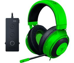 Kraken Tournament Edition 7.1 Gaming Headset - Green